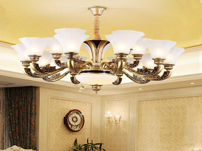 1001 điều cần biết về đèn chùm cổ điển đang thịnh hành